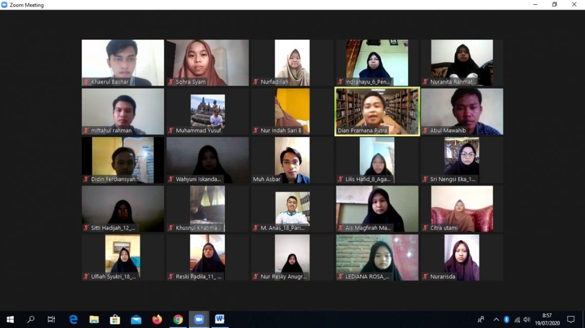 Presentasi Onlie KTI Kelompok